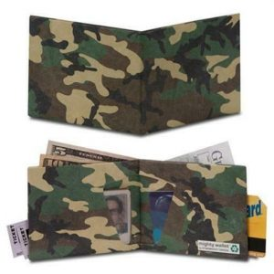 Camo Mighty Wallet