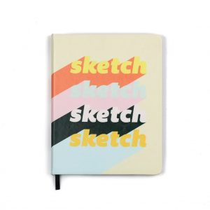 Sketch Sketch Sketch Hardcover Medium