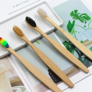 Bamboo Toothbrush – Soft –