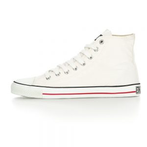 White Cap Hi Cut Classic Just White | Just White