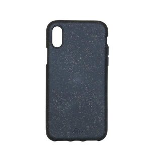 Black Eco-Friendly iPhone Case