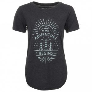 Women's Adventure Begins T
