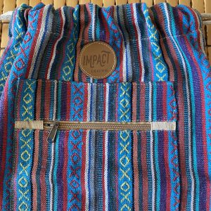 Tribal Queen Cinch Bag