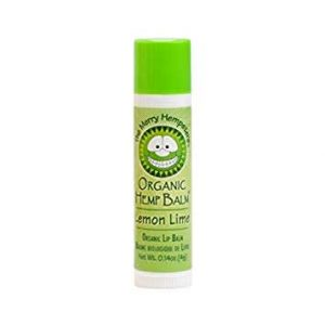 Hemp Lip Balm – Lemon Lime