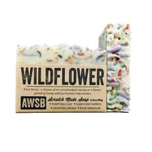 Wildflower Handmade Soap