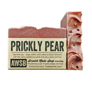 Prickly Pear Handmade Soap