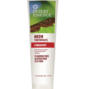 Natural Neem Cinnamint Toothpaste