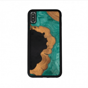 Nature Fusion Green iPhone XS Max Case