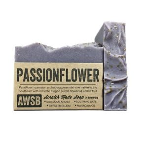 Passionflower Handmade Soap