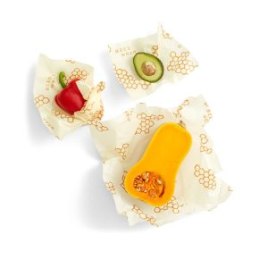 ASSORTED SET OF 3 SIZES (S, M, L) – Bee's Wrap