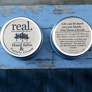 Hand Salve & Cuticle Cream