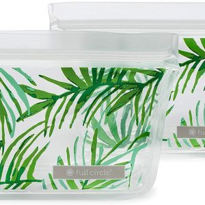 Reusable Snack Bags – Palm Leaves