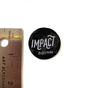 Logo Patch Small