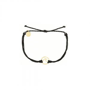Gold Wave Bracelet BLCK