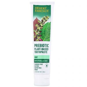 Plant Based Mint Toothpaste