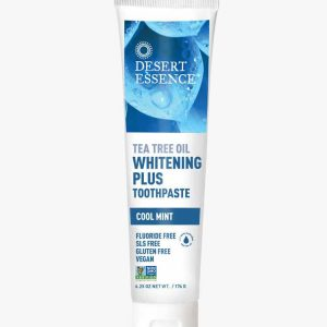 Tea Tree Oil Plus Whitening Toothpaste