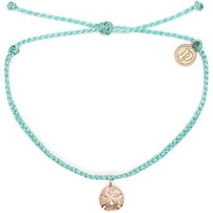 Rose Gold Sand Dollar Bracelet SEAF