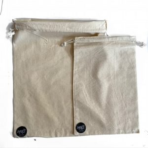 Cotton Grocer Bag Small
