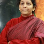 Minister of Finance of India Nirmala Sitharaman