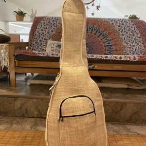 Handmade Hemp Padded Guitar Case