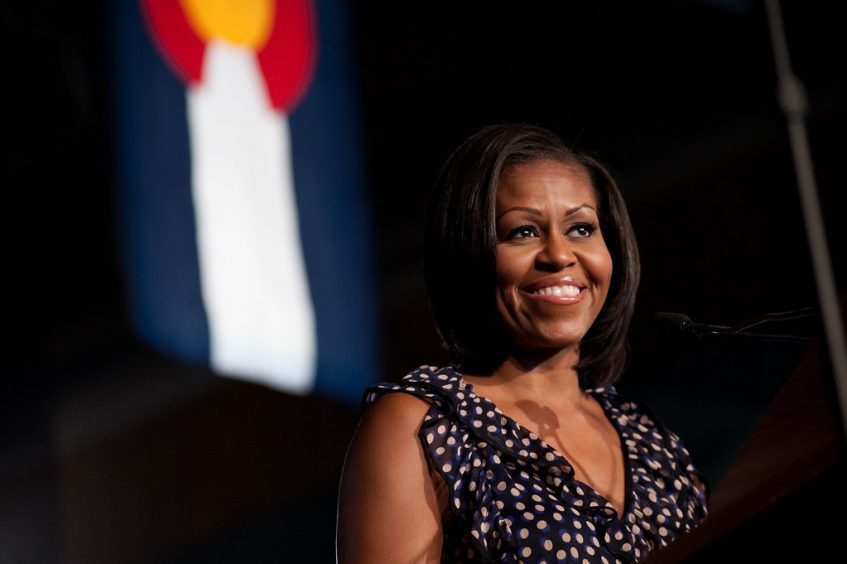 The Legendary, Sensational, Remarkable Michelle Obama & Why I Love Her