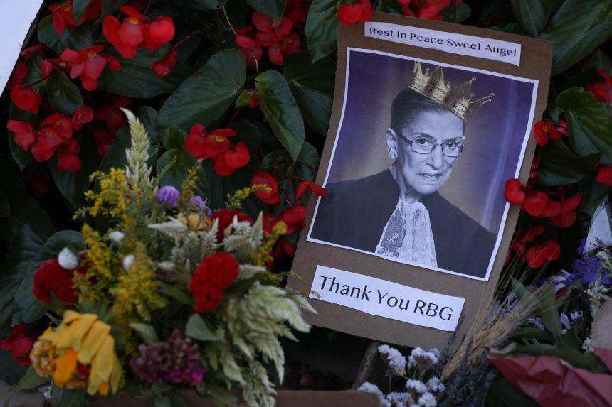 Notorious RBG: Rest in Power