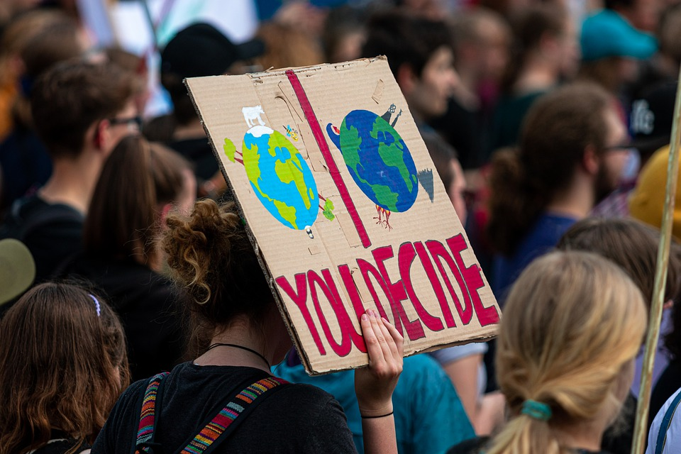Yes, Earth Has a Deadline of 7 Years and Yes, It's Time to Care